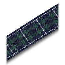 tartan ribbon douglas modern tartan ribbon kinloch