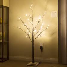 decorative led lights for home best choice products 4ft 48 led decorative tree lights home festival p