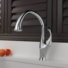 delta allora kitchen faucet kitchen superb delta kitchen faucets repair moen touch faucet