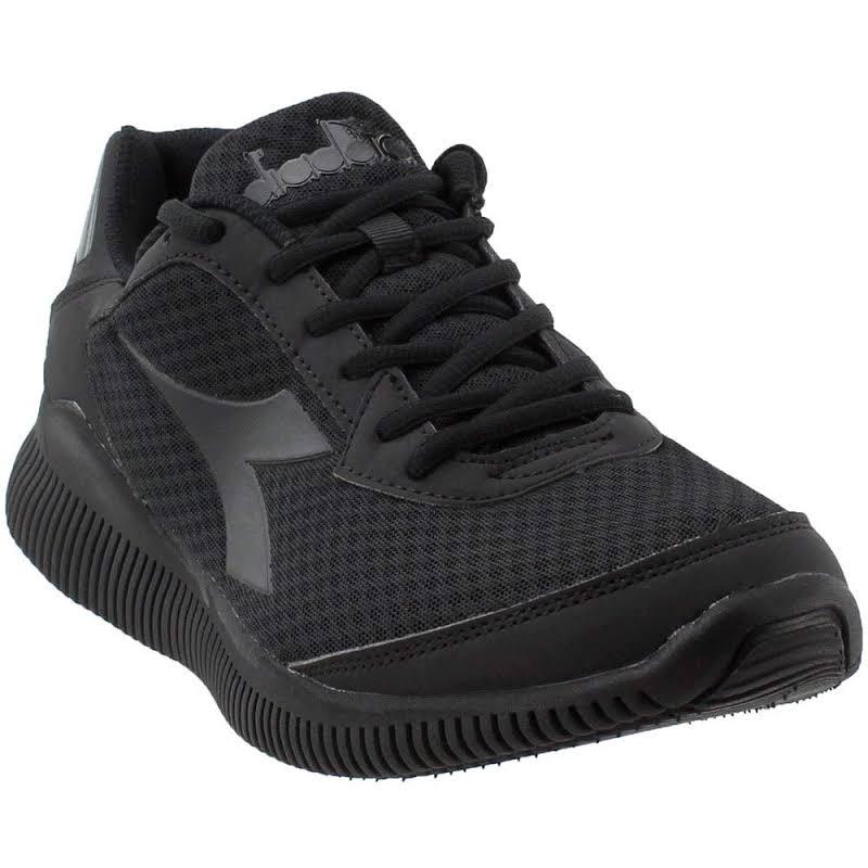 Diadora Eagle Running Shoes Black- Mens
