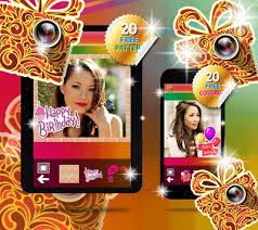 happy birthday collage maker for android apk