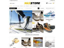 maxstore u2014 free wordpress themes