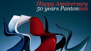 panton chair turns 50 yatzer