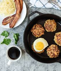healthy thanksgiving stuffing cheesy breakfast stuffing cakes