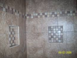 Concept Design For Tiled Shower Ideas Bathroom Bathroomile For Shower Gorgeous Brown Look
