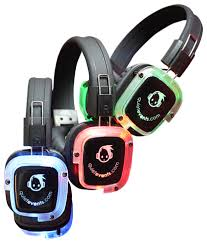 disco rental silent disco clubbing headphone party rental service