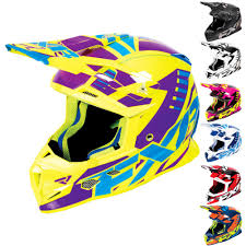 Racing Boost Revo Mx Mens Motocross Helmets