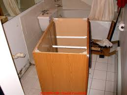Salvage Bathroom Vanity by Salvage Building Contents How To Sort U0026 Clean Moldy Or Wet