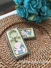 baby shower keychain favors baby shower keychain home garden ebay