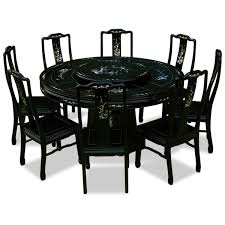 round dining tables for 8