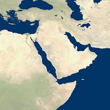 Blank Map Of Middle East ancient locations database of archaeological sites