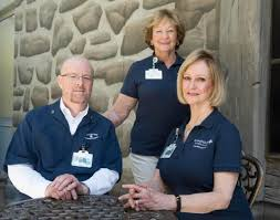 hospital volunteers unlock mysteries with dying patients