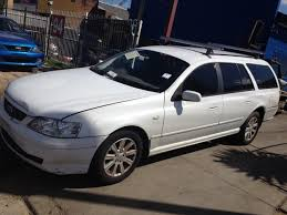 wrecking 2003 ford ba falcon futura wagon with low kms ba bf