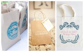 welcome bags for weddings wedding welcome bags for guests