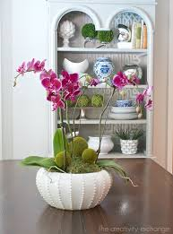 faux orchids decorating with orchids and a great trick for growing them
