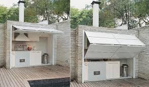 kitchen outdoor ideas 14 smart outdoor kitchen ideas home ideas k laundry