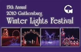 winter lights festival gaithersburg don t miss the 15th annual winter lights festival seneca creek