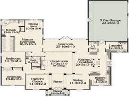 100 house plans open floor layout one story 100 simple