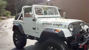 jeep golden eagle interior eagle 1979