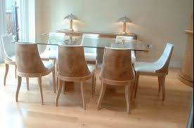 kitchen dining chairs impressive art deco style dining table and chairs with sideboard in