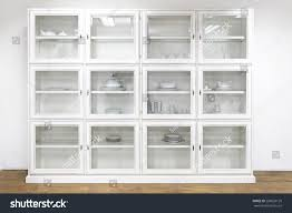 display cabinet with glass doors kitchen ideas with glass display cabinets beachy kitchens coastal