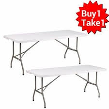where to buy 6 foot folding table shop online primetime 6 ft rectangular fold in half multi purpose