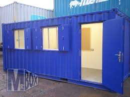 20ft office container accommodation