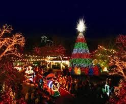 mcadenville christmas lights 2017 holiday lights tours silverfox limos