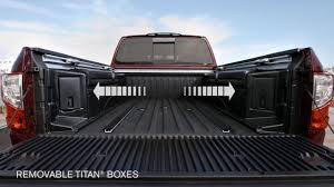 nissan truck titan 2017 2017 nissan titan truck bed features size u0026 payload tri state