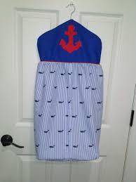 Diaper Stackers Nautical Diaper Stacker
