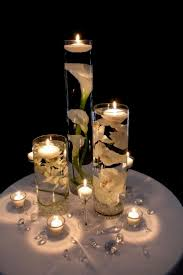 wedding table decorations candles wedding party decoration