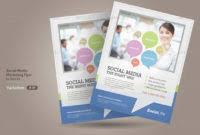 social media brochure template social media brochure template 4 best and professional templates