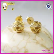 simple gold earrings 2 gram gold beautiful designed earring small simple gold earring