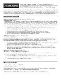 Charge Nurse Resume Pre Op Nurse Resume Free Resume Example And Writing Download