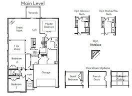 Flex Room The Charleston Home Builders Huntsville Al Legacy Homes