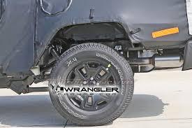 jeep scrambler jeep scrambler pickup truck jt spy pics jeep scrambler forum