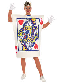 queen of hearts playing card costume women u0027s halloween costume ideas