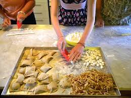 04 cours de cuisine italie ravioli l italie de katharina le