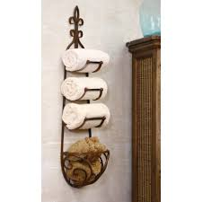 bathroom towel drying rack nucleus home