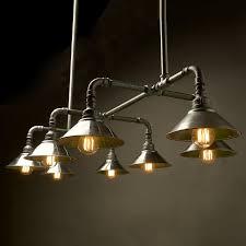 copper pipe light fixture plumbing pipe light fixture 25 best pipe lighting ideas on pinterest