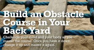 Backyard Obstacle Course Ideas Fun And Playful Memory Activities For Adults