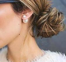 back earrings front back earrings ebay