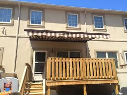 Installing Retractable Awning Brooklyn New York Retractable Awnings The Awning Warehouse
