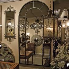 Uttermost Decor Uttermost Grande Arch Paneled Wall Floor Mirror Home Sweet