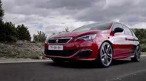 the new peugeot the new peugeot 308 gti press film automototv deutsch youtube