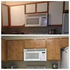 how to update rental kitchen cabinets try this easy kitchen cabinet makeover that s renter friendly