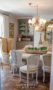 French Country Dining Room Fullbloomcottagecom  Home Décor - French country dining room