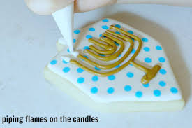 hanukkah cookies how to decorate the ultimate hanukkah cookies the nosher