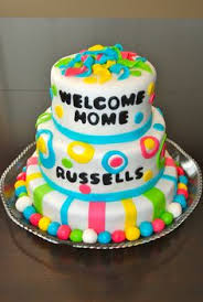 welcome home cake cakes pinterest welcome home cakes