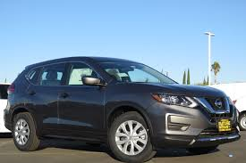 nissan rogue gas mileage new 2017 nissan rogue s sport utility in roseville n42532